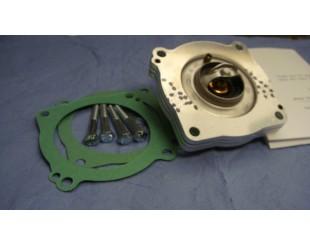 80°C Thermostat kit for BMW E39 540i E38 740i X5 M62 - Reduce engine temperature